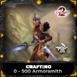 Crafting 0-500 Armorsmith