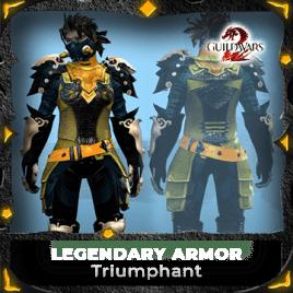 Legendary WvW Armor Triumphant