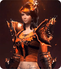 legendary pvp armor Glorious Hero