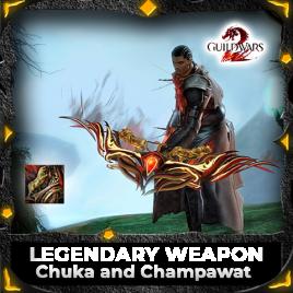 """Legendary Weapon """"Chuka & Champawat"""""""