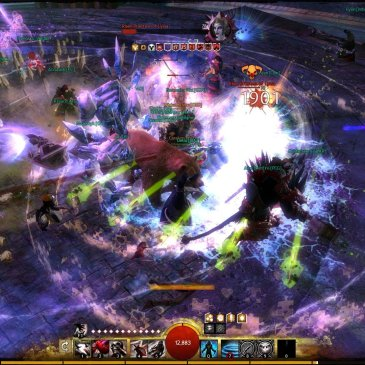 All You Have To Know About Dynamic Event In Guild Wars 2 – Guild Wars 2 Service