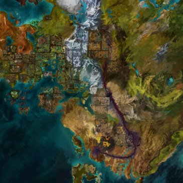 About Tyria World In Guild Wars 2 – Guild Wars 2 Service