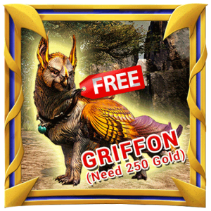 free griffon limited edition promo