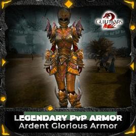 """Legendary PvP Armor """"Ardent Glorious armor"""""""
