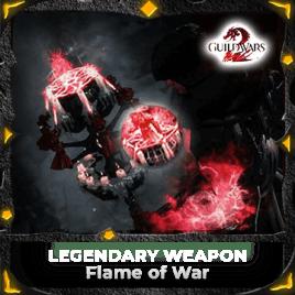 Legendary Weapon Flames of War