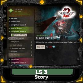 LS 3 Story