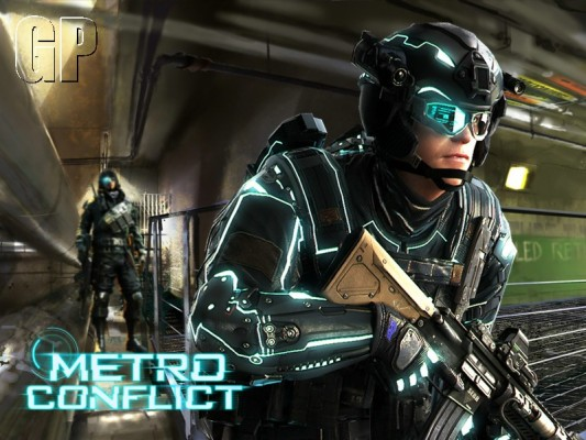 Metro Conflict A New Generation Of Shooters Coming Soon