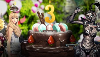 Blade and Soul Celebrating 3rd Anniversary With Events and