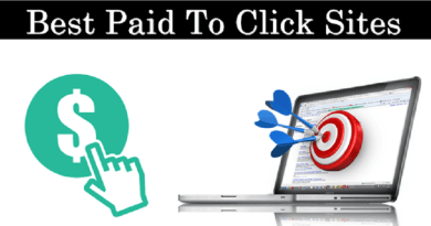 Update Paid To Clicks site