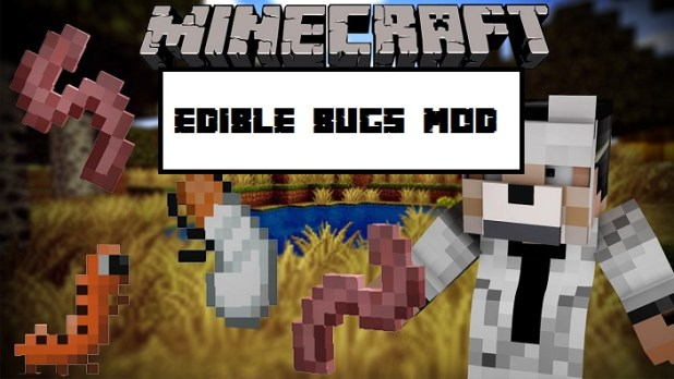 Edible Bugs Mod