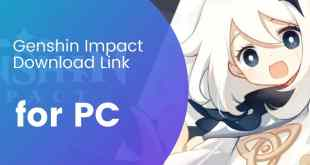 Download Link Genshin Impact for PC