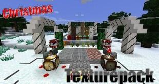 Christmas Texturepack 1.8.1/1.8/1.7.2/1.7.10/1.6.4 – Mods – Download