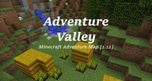 Download Adventure Valley Map for Minecraft 1.12.2 view (2794)