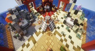 Download SkyBlock Light Map for Minecraft 1.13.2 view (3164)