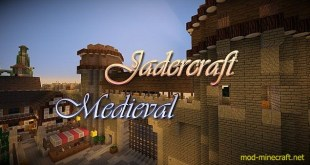 Jadercraft Medieval Resource Pack 1.7.4/1.7.2/1.6.4 – Mods – Download