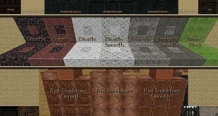 Ornate 5 Re-resurrected Core Resource Pack 1.8.1/1.8/1.7.10/1.7.2/1.6.4 – Mods – Download
