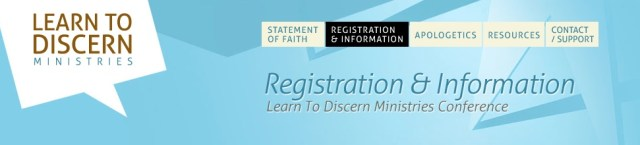 Learn to Discern conference