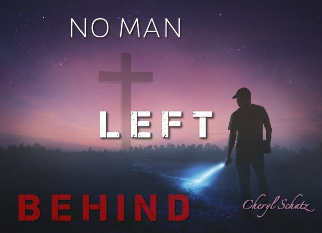 No man left behind - Jesus and His cross