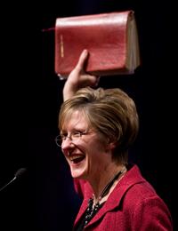 Julie Pennington-Russell is pastor of First Baptist Church, Decatur, Georgia