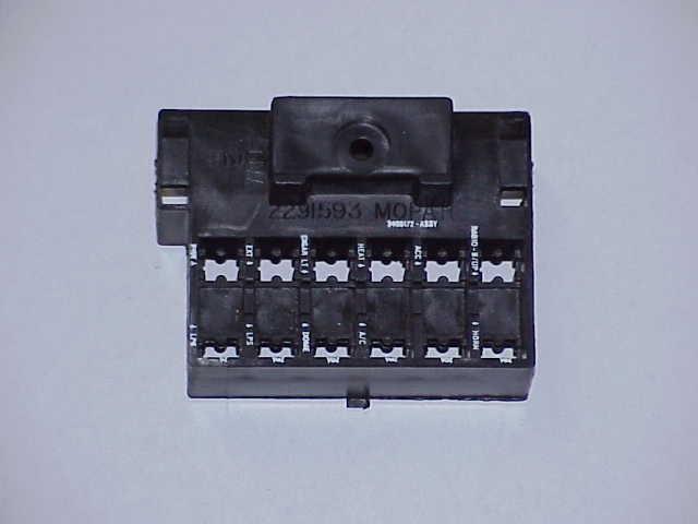 1963 64 65 66 67 68 69 70s NOS MoPar FUSE BLOCK Cuda GTX