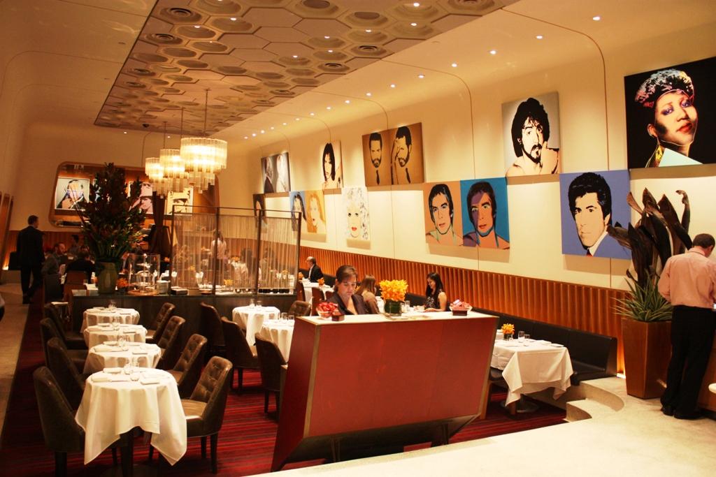 Nueva York. Restaurante Casa Lever