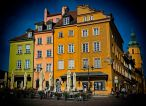 _E7A2553 Old Town Warsaw homes and shops web ready with vignette