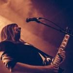 Asger Mygind guitar singer Vola Band live at Complexity Festival Patronaat Haarlem