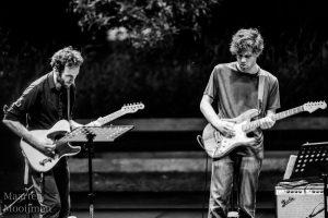 Julian Lage and Matt Hollenberg