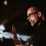 saxophonists Coen Kaldeway