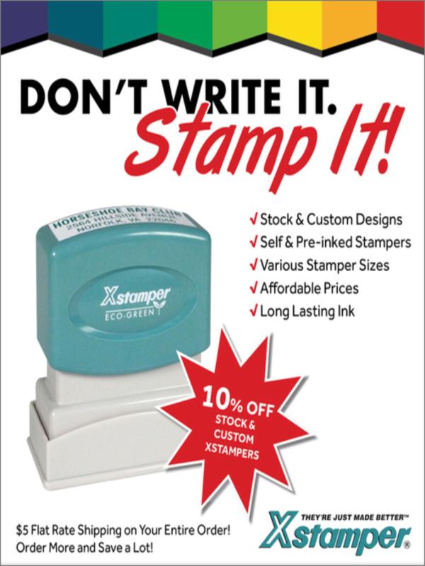 X Stamper Sale