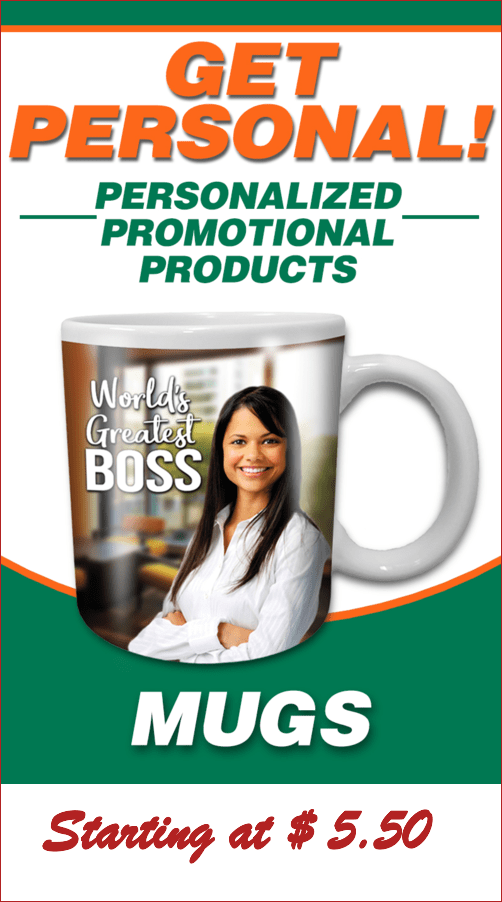 Full Color Mugs for Corporate or Personal Gifts