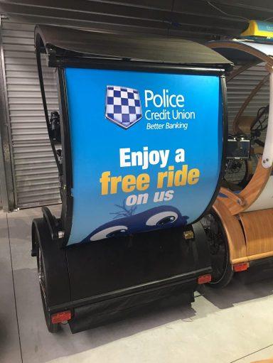 Eco Caddy - Advertising