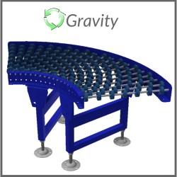 rulliere curve folli a gravità