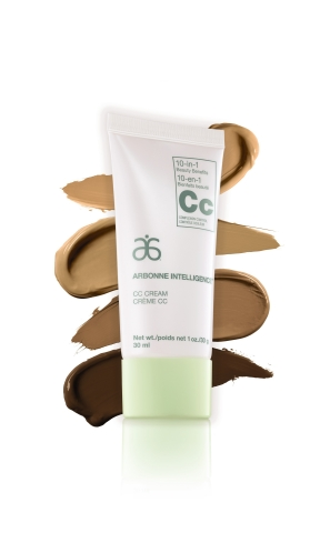 Arbonne Intelligence CC Cream (Photo: Business Wire)