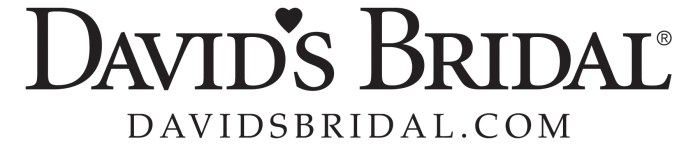 Image result for david's bridal logo