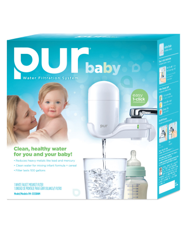 PUR Baby Water Filtration System (Photo: Business Wire)