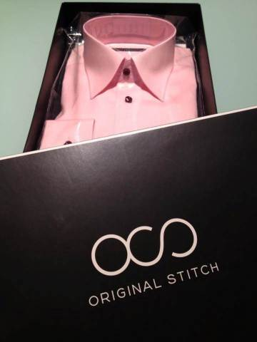 Original Stitch Launches Mass Customization E-commerce Platform for Designing and Customizing Shirts for Men – In Time for Father's Day