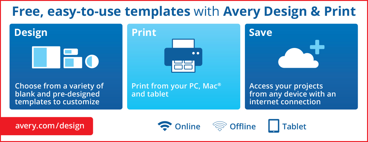 Free Software For Easy Printing Of Avery Products