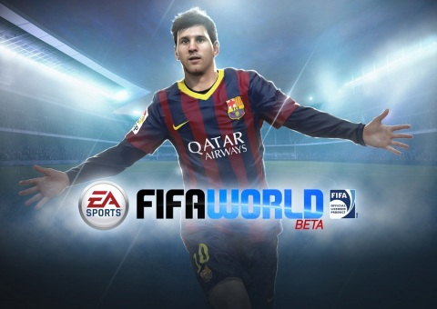 EA SPORTS FIFA World Beta (Photo: Business Wire)