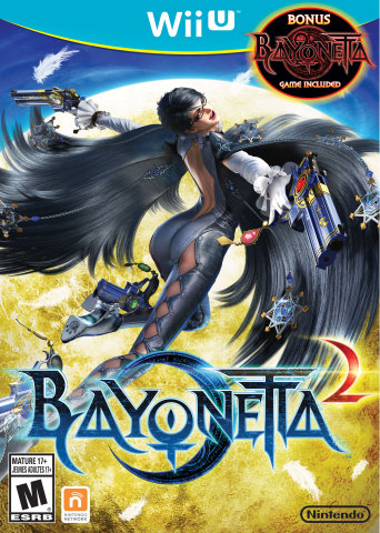 Bayonetta is back in Bayonetta 2 with more moves, more weapons and more climax action. (Photo: Busin ...
