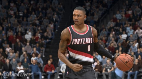 NBA LIVE 15 LAUNCHES TODAY (Photo: Business Wire)