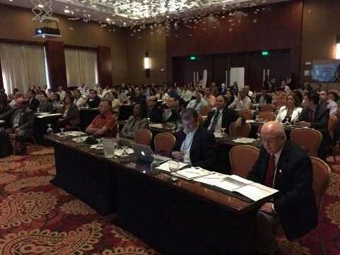 There were 207 attendees at the first-ever Pan American Scientific Symposium in Costa Rica. (Photo:...
