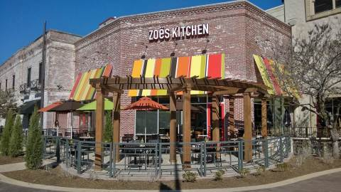 Zoes Kitchen Usa Expands Missouri First