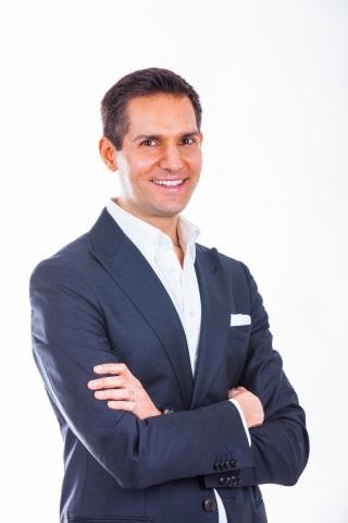 Yasin Sebastian Qureshi, founder & CEO, The Naga Group AG, Hamburg/London (Photo: Business Wire)