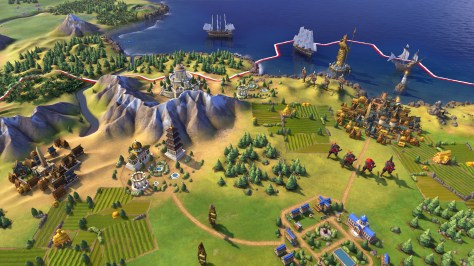 Image result for sid meier's civilization vi cover