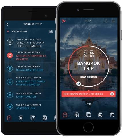 Encontre todos os seus documentos relacionados a sua viagem em um aplicativo inovador de viagem (Pho ...