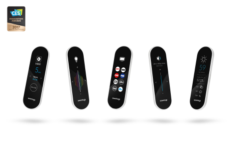 Meet Smart Remote, the first remote for everything (Graphic: Business Wire)