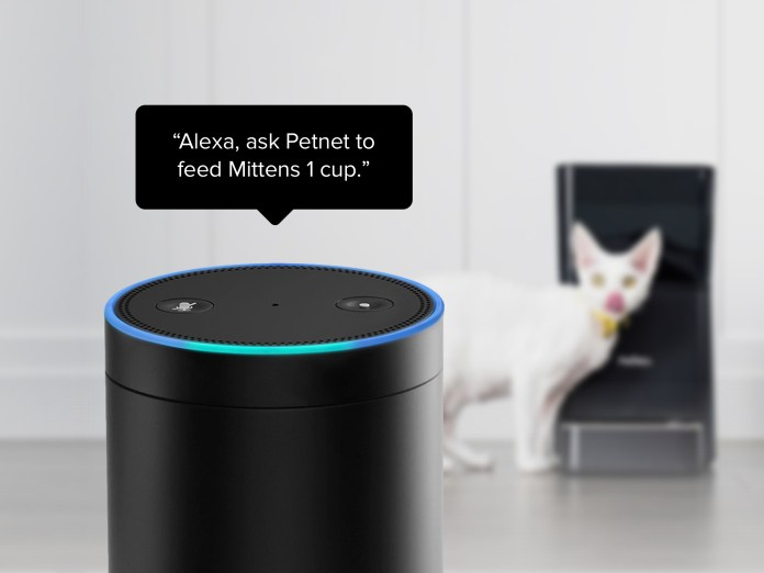 Image result for amazon alexa feed your dog