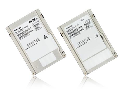 Toshiba Memory Corporation: World's First Enterprise SSDs Utilizing 64-Layer, 3D Flash Memory (Photo ...