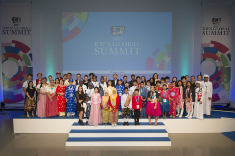 KWN Global Summit 2017 (Photo: Business Wire)